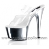 ADORE-702 Clear/Silver Chrome